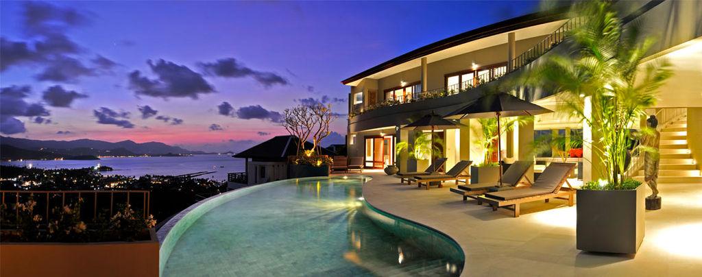 Panoramic 5 Bedroom Sea View Villa