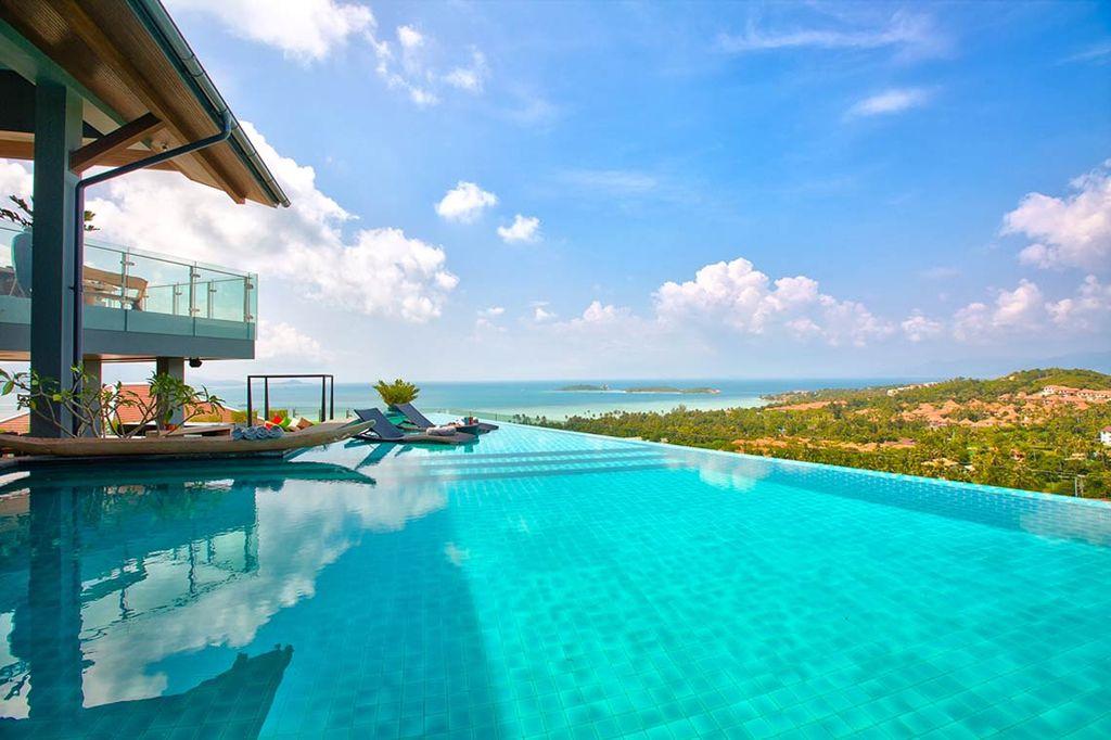 Panoramic 8 Bedroom Sea View Villa