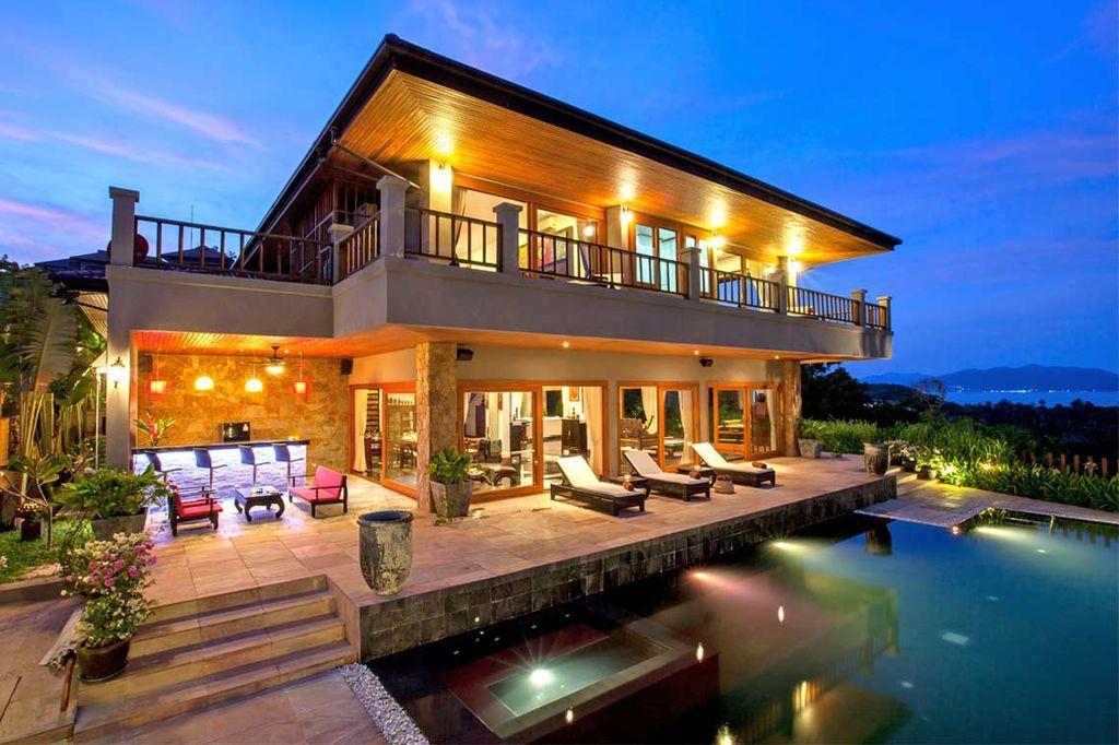 Panoramic 4 Bedroom Sea View Villa