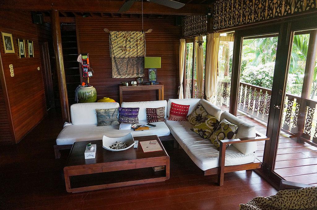 BAP1616 Coconut Sands S3 Three Bedroom Villa Overlooking Bang Por